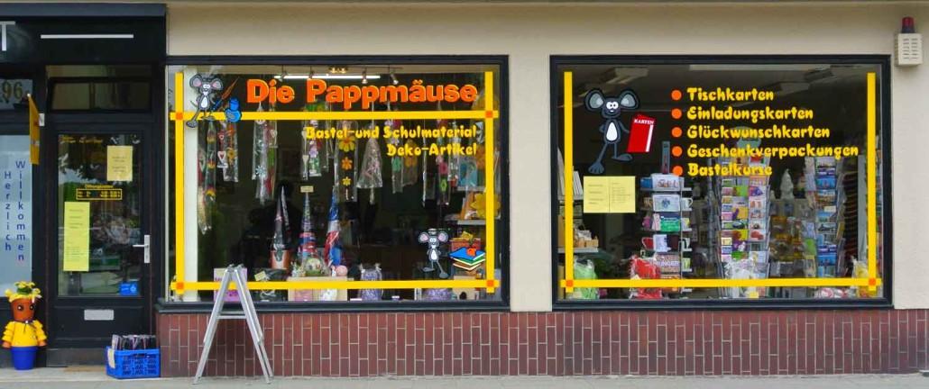 Schreibwaren in Bremerhaven – Die Pappmäuse in Wulsdorf