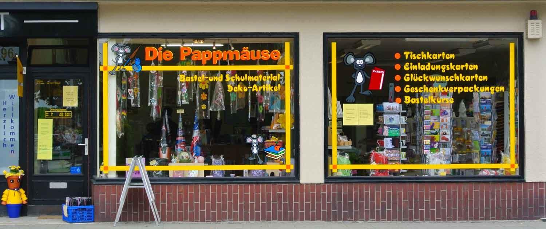 Die Pappmäuse Schreibwaren Bremerhaven Wulsdorf