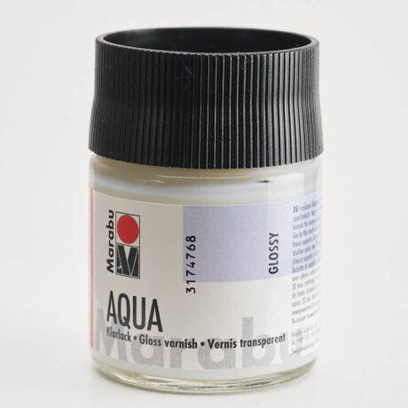 Produktbild Marabu Aqua Klarlack, glossy