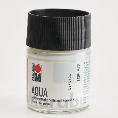 Produktbild Marabu Aqua Seidenmattlack satin matt
