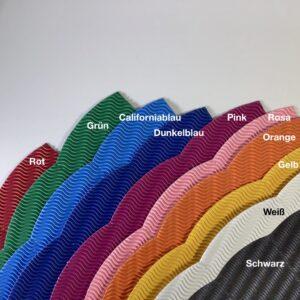 Produktbild Schultüten 3D unifarben 68 cm lang, 20 cm Durchmesser