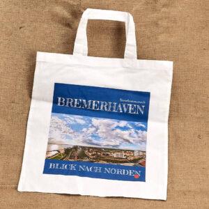 Produktbild Bremerhaven Blick nach Norden Tasche © Adrian Wackernah