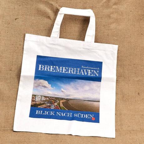 Produktbild Bremerhaven Blick nach Süden Tasche © Adrian Wackernah