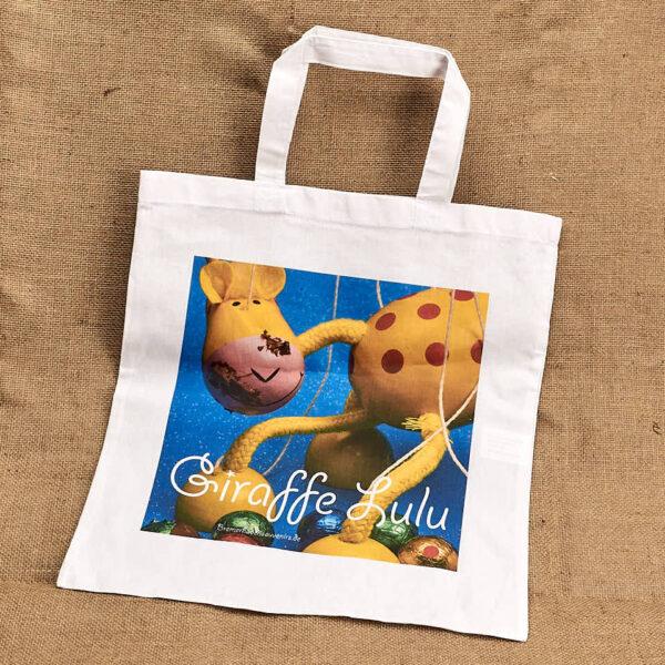 Produktbild Stofftragetasche »Giraffe Lulu« 1 © Ilona Weinhold-Wackernah